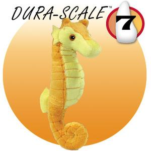 Sarafina Seahorse Jr High Quality Dog Toy - Durable Dog Toy for Small Dogs and Puppies - Tuffie Toys