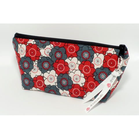 Pouch Kyoto Ume (Pear) Blossom