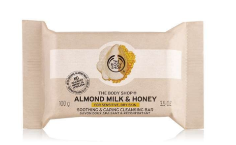 The Bodyshop Almond Milk Bar