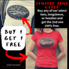 Buy One Get One Free T-Shirt Sale