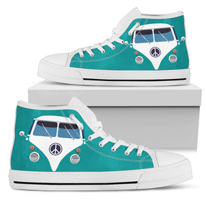 Hippies Vans Men's High Top