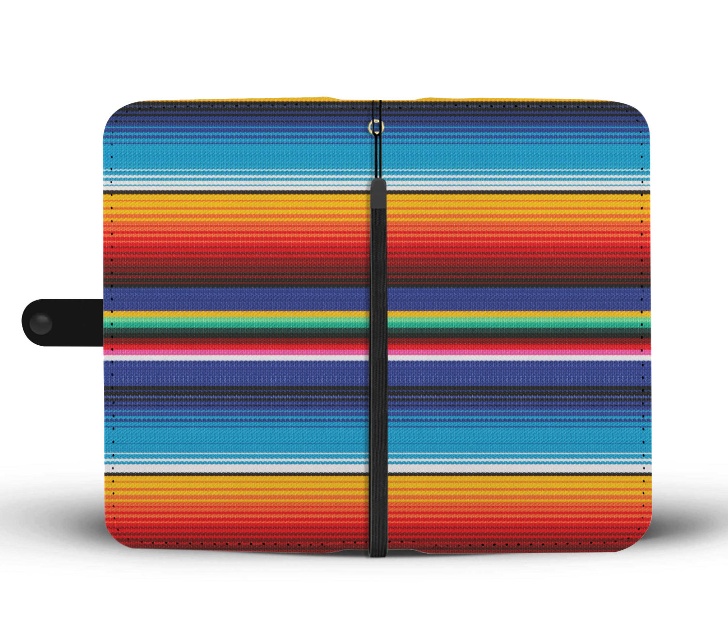 Mexican Blanket Wallet Phone Case