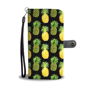 Pineapple Dayz Phone Wallet