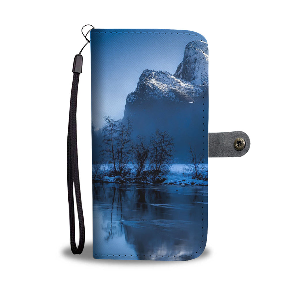 Misty Valley Custom Designed Wallet Case