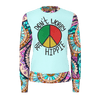 Paisley Hippie Womens Sweater