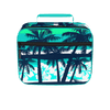 """Hawaiian Evening"" Pattern Lunchbox"