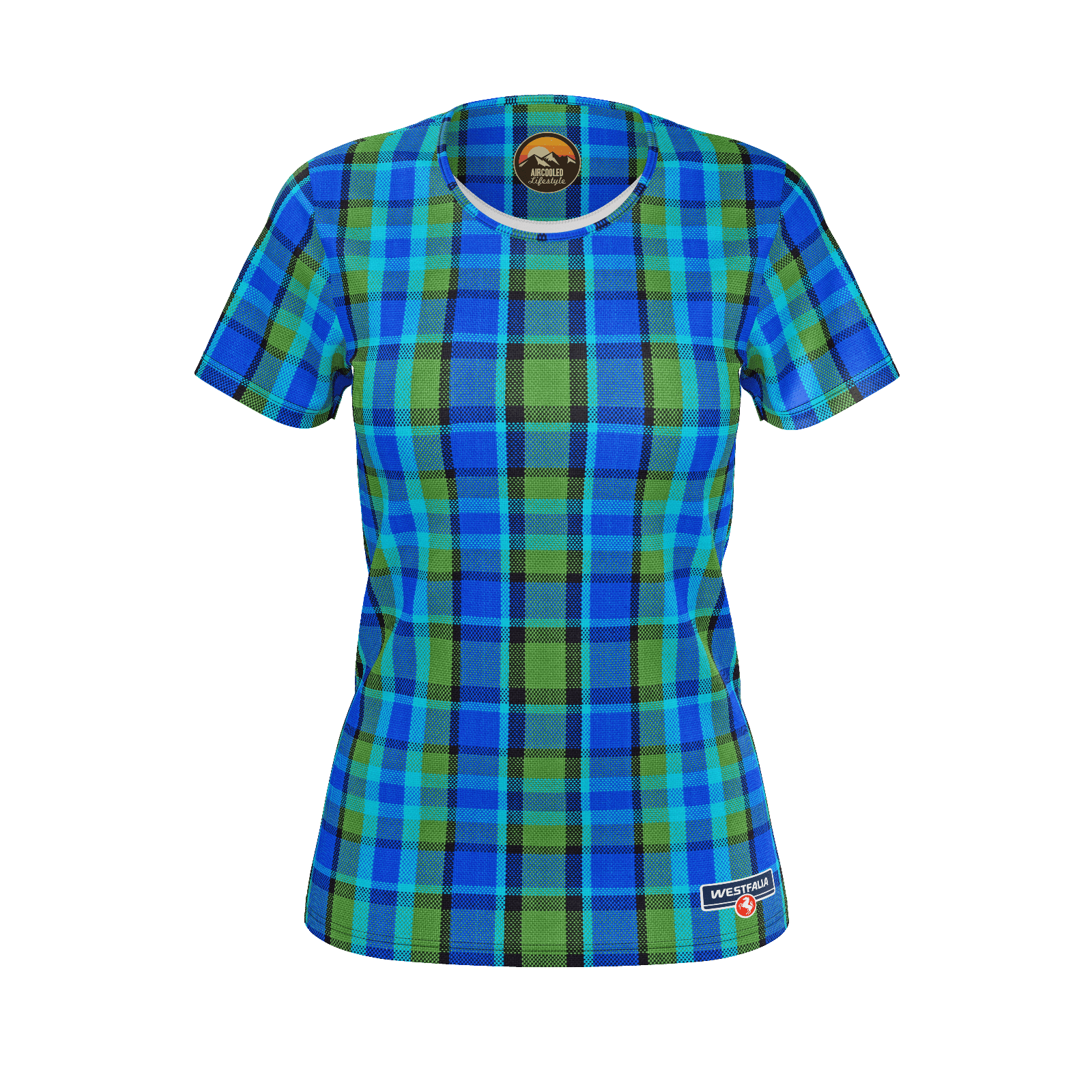 Women's Westy Blue Shirt