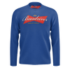 Busdriver Longsleeve Recycled Poly Navy