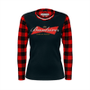 The Lumberjack Busdriver Ladies Longsleeve