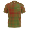 Bus Junkies Rasta Tartan Pocket Tee