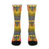 German Eagle Stripes Socks