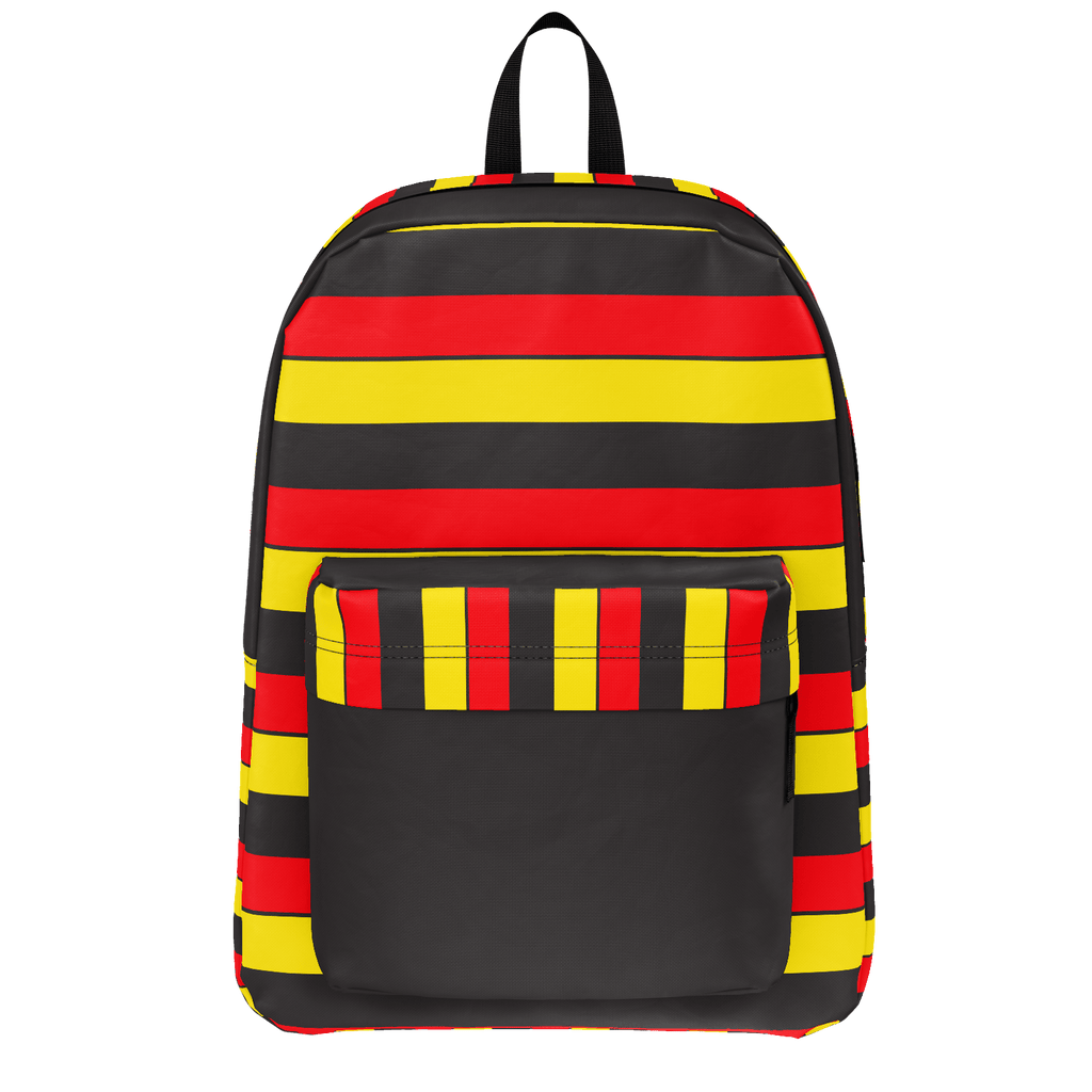 """Heritage"" Retro Stripes Backpack"