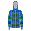 Women's Westy Blue Heavyweight Hoodie