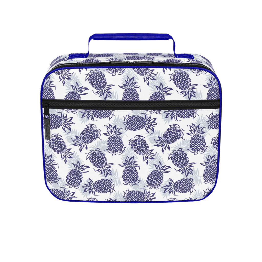 """Pineapple Payday"" Pattern Lunchbox"
