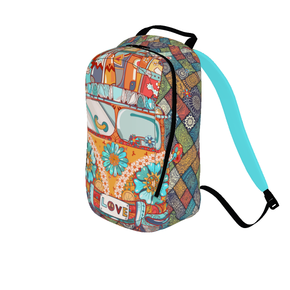 Hippie Bus Backpack