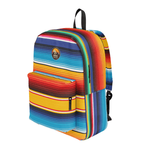 Mexican Blanket Backpack