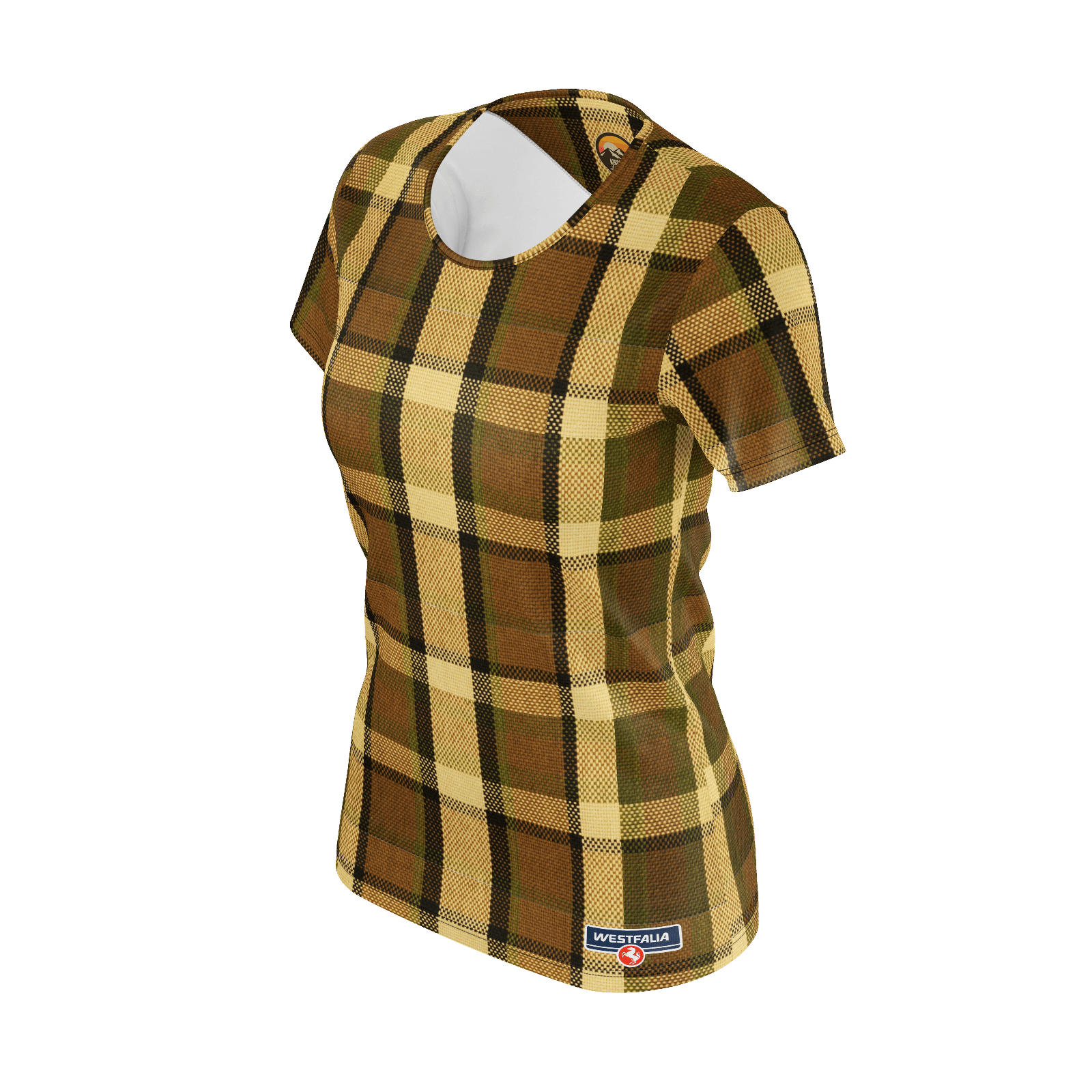 Women's Westy Brown Shirt