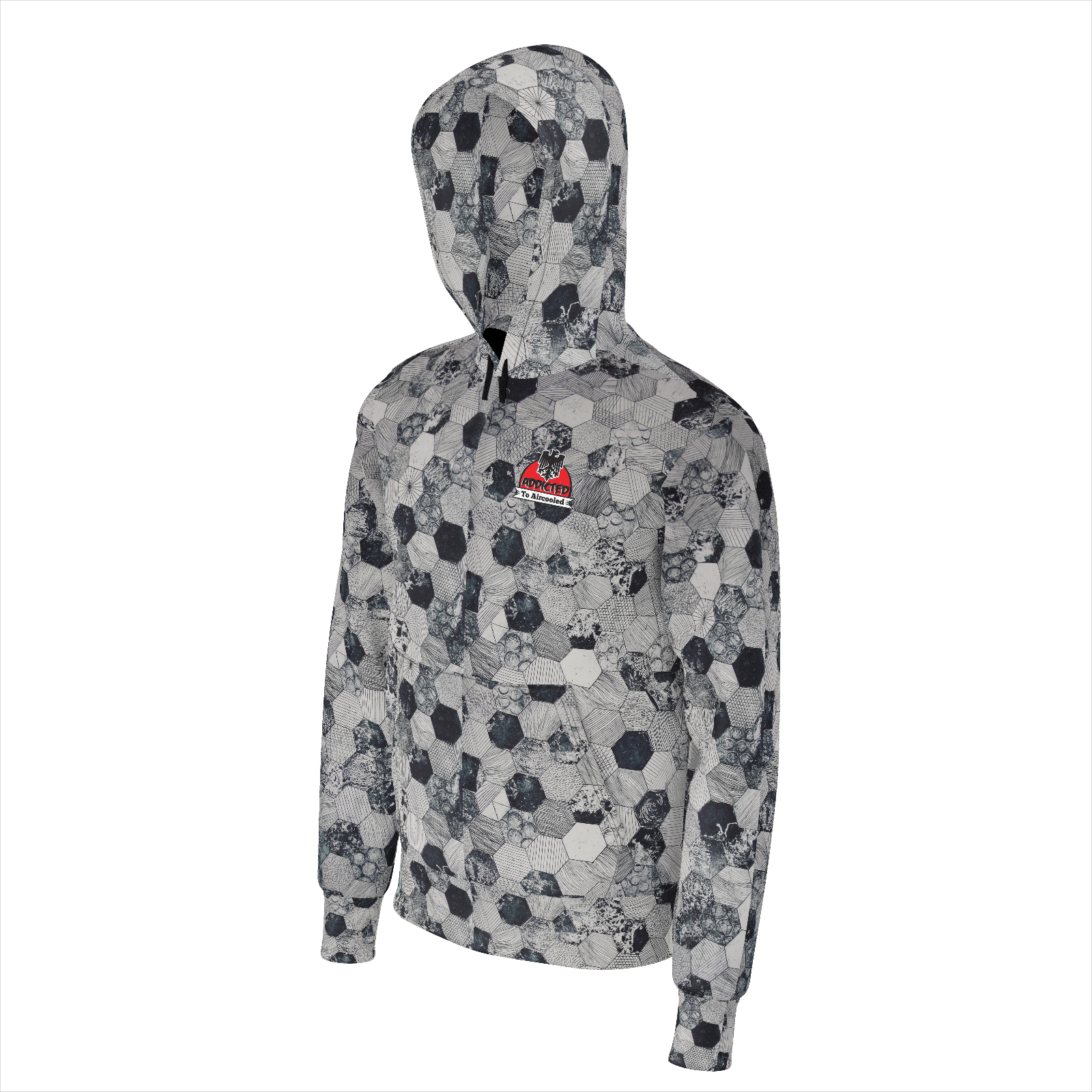 ATA Pitted Pull Hoodie
