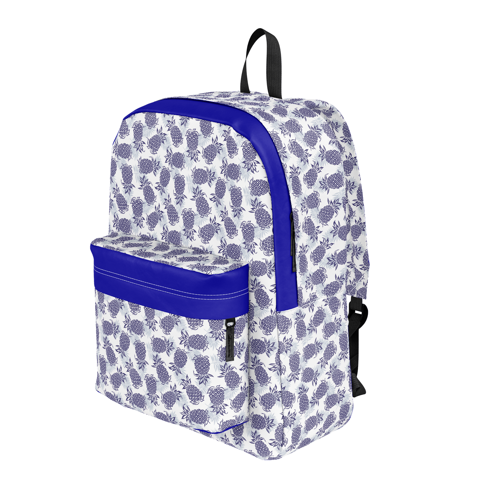 """Pineapple Payday"" Pattern Backpack"