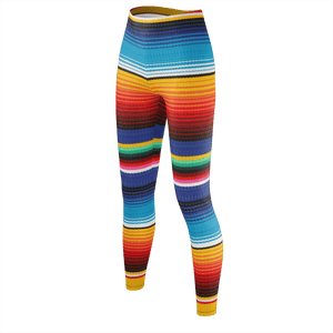 Serape Sunset Leggings