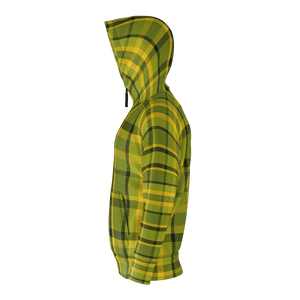 Westy Green Plaid