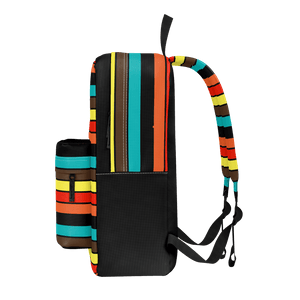 Retro Cruzer Stripes Day Pack