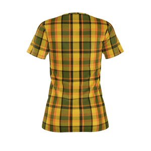 Women's Westy Yellow Shirt