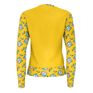 Be Hippie Bus Womens Sweater