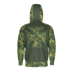 Iron Jungle Urban Camo Zip Hoodie
