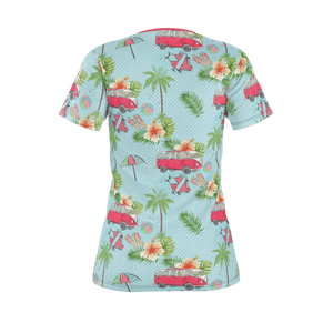 """Beach Kombi"" Women's Tee"