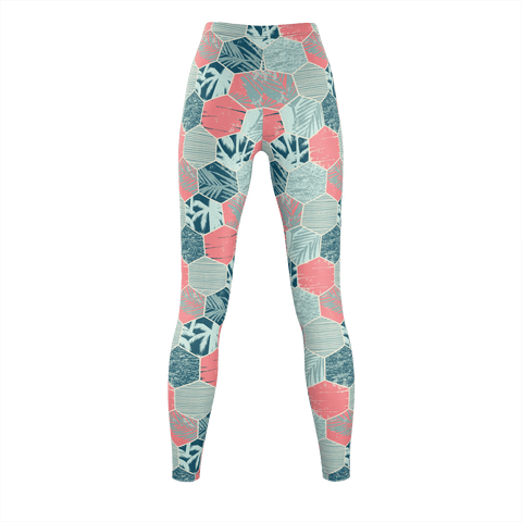 Octo Palm Leggings