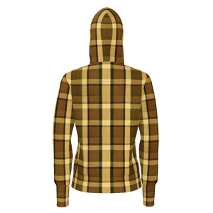 Women's Westy Brown HD Pullover Hoodie