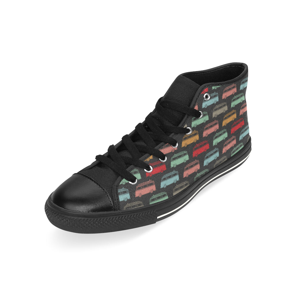 Kids Bus Caravan High Top