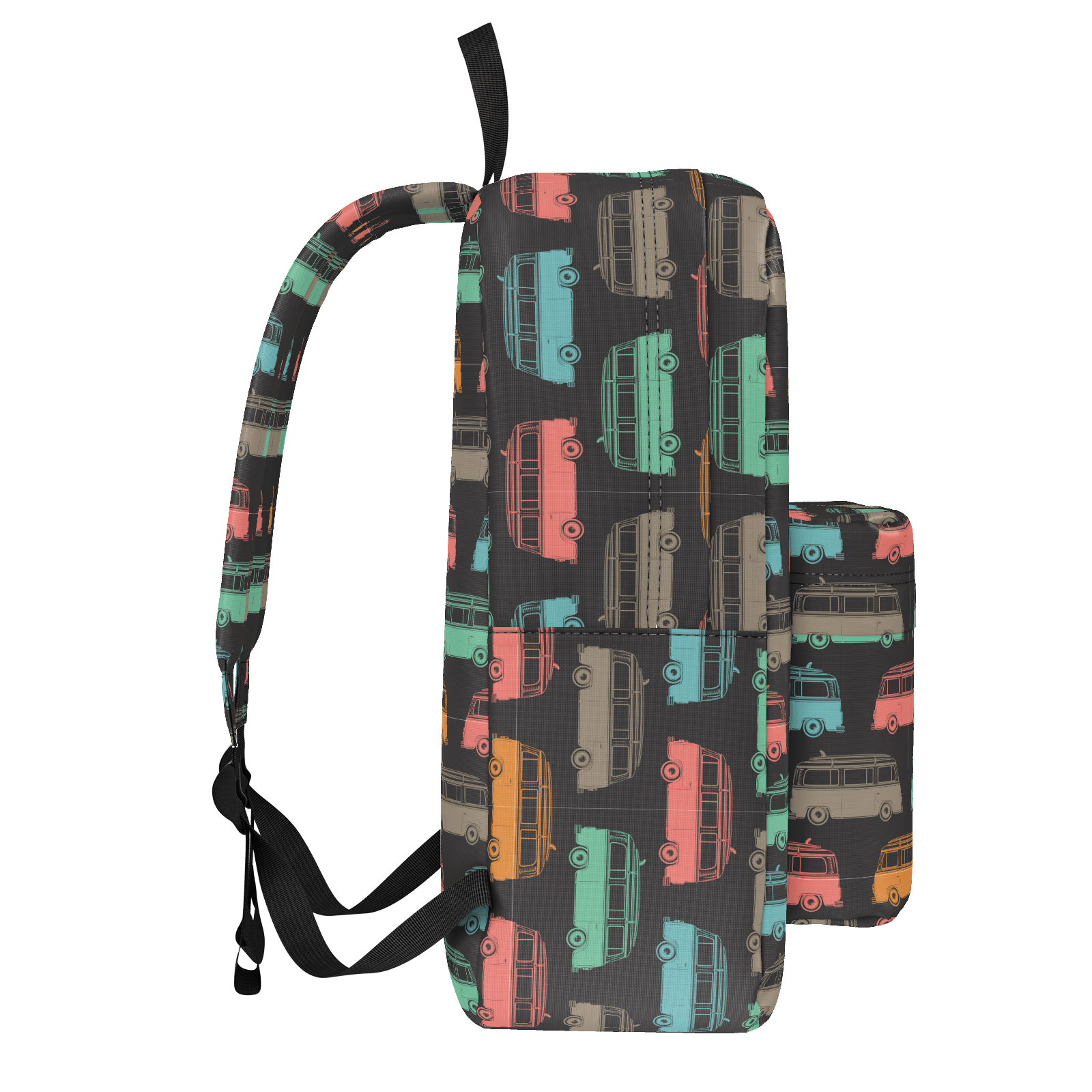 Bus Caravan Backpack