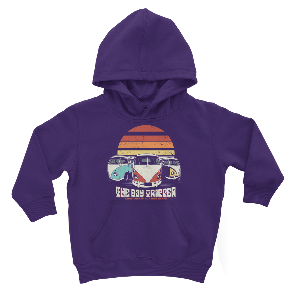 The Day Tripper Classic Kids Hoodie