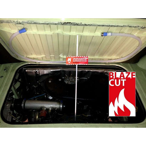 Image of Blazecut Fire Suppression System