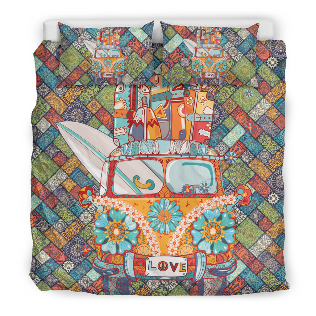 Gypsy Love Bus Bed Set