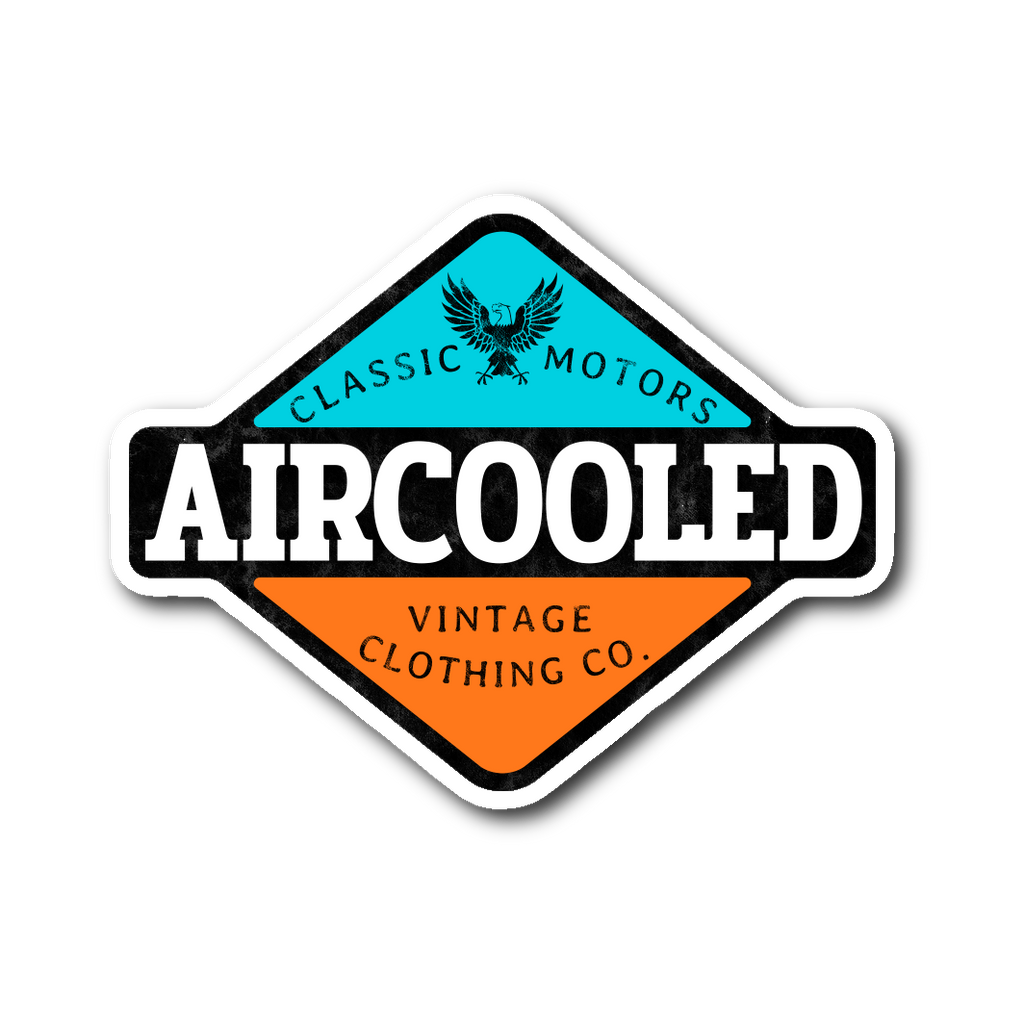 Classic Motors Aircooled Sticker