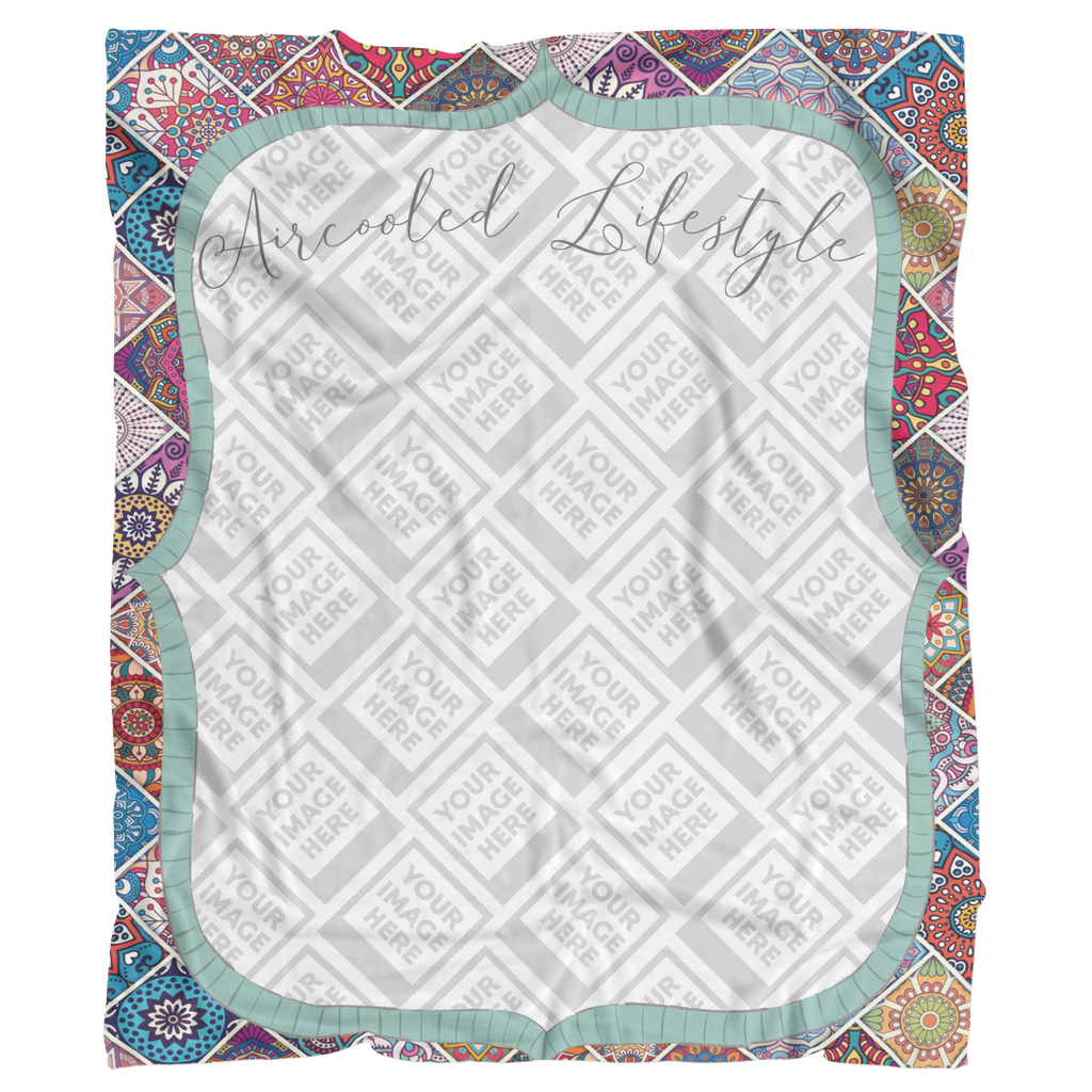 Gypsy Lifestyle Personalized Blanket