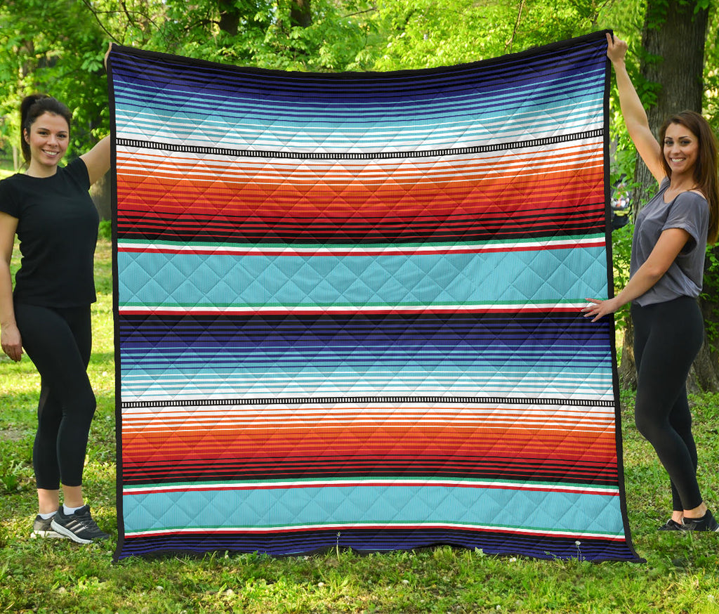 Serape Evening Quilt