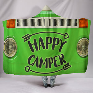 Happy Camper Green