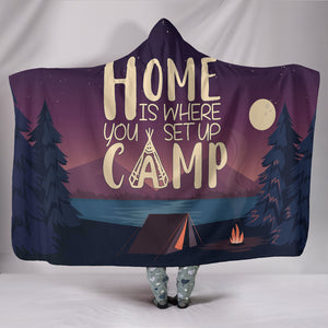 Home Is Where You Setup Camp