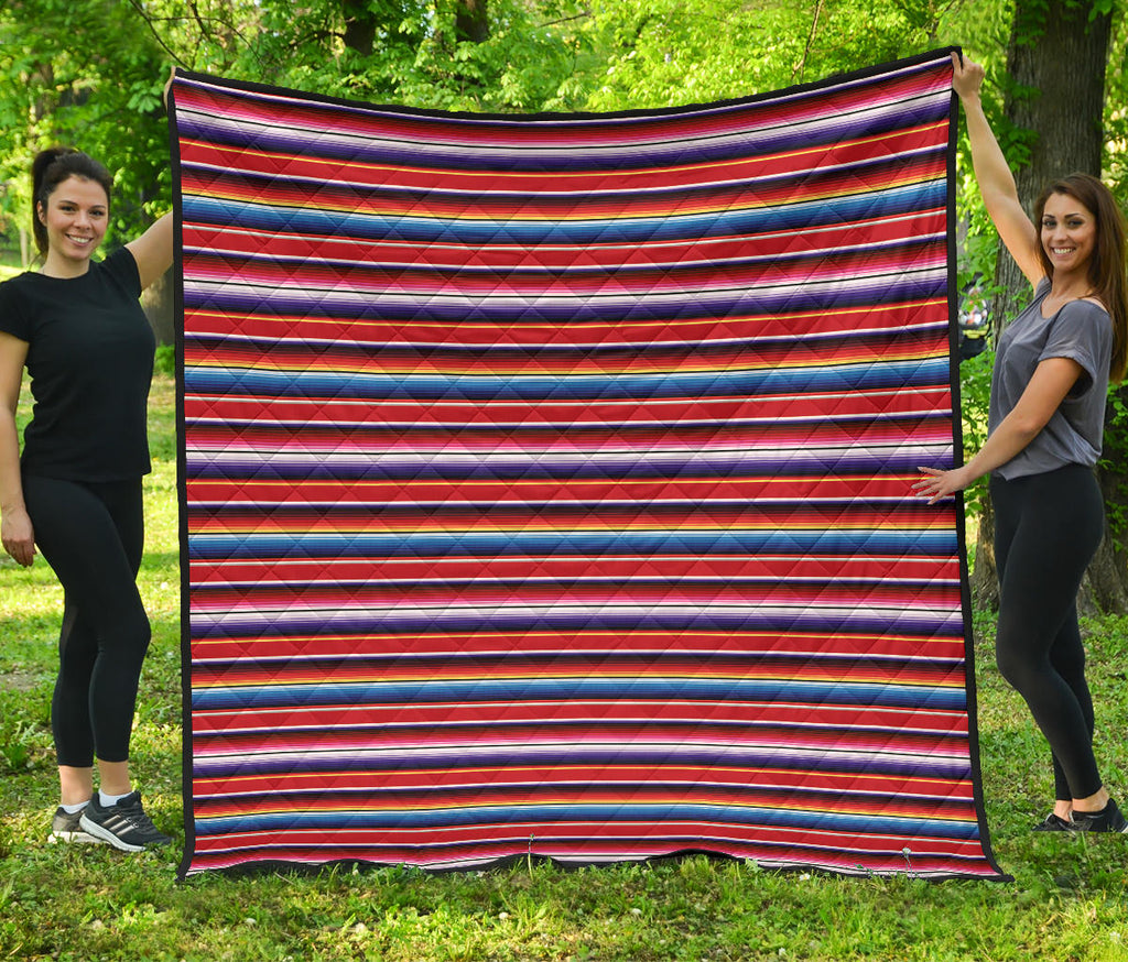 Serape Nights Quilt