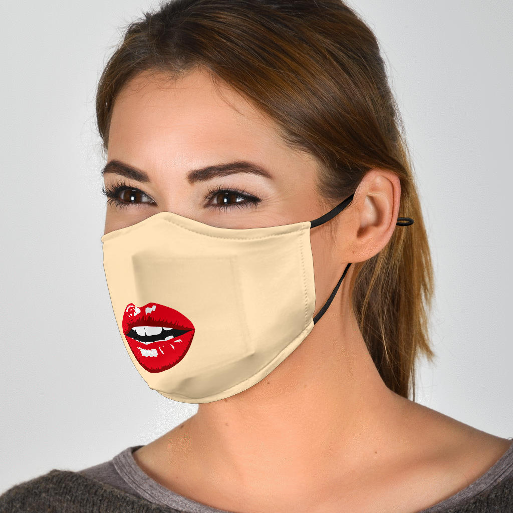 Face Mask Lips 3