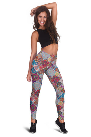Gypsy Patch Leggings