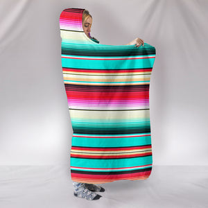 Mexican Daydream Hooded Blanket