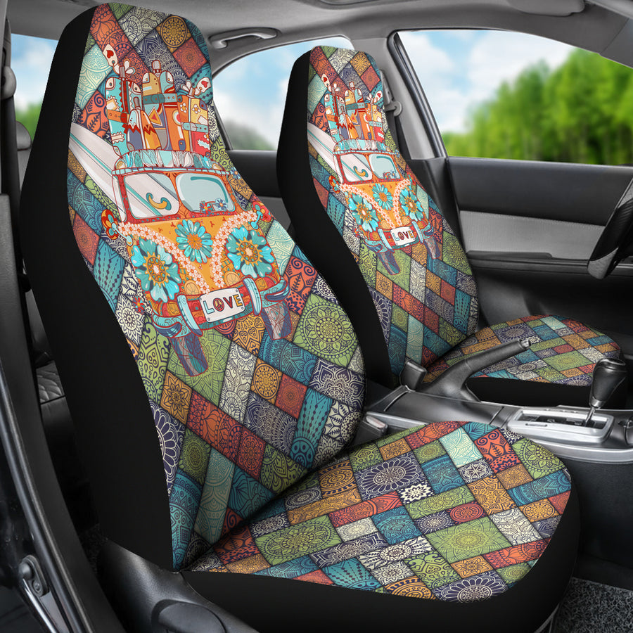Gypsy Surf Bus Seat Covers