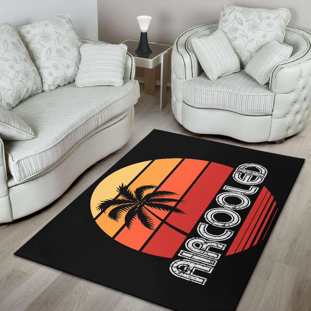 Aircooled Sunset Area Rug