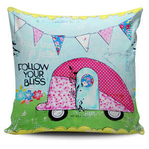Pillow Covers - Darling Adventure