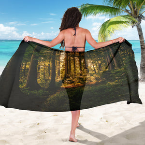Nature is Calling Sarong